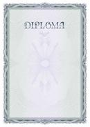 Бланк Diploma
